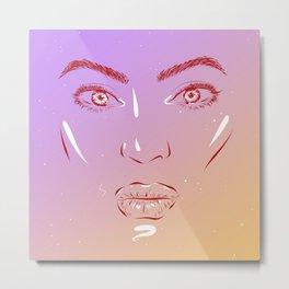 Cosmic Bey Metal Print