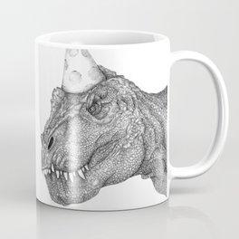 Party Dinosaur Coffee Mug