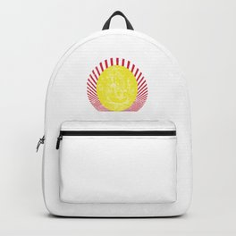 May your life be as long as Ganesh's trunk | Hindu Blessing Backpack