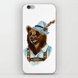 Bear-Varian  iPhone Skin