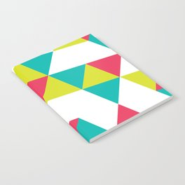 TROPICAL TRIANGLES - Vol 2 Notebook