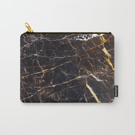 Golden Brown Granite Carry-All Pouch