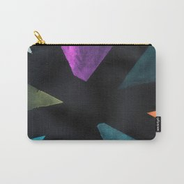 Intersection Triangles / Dennis Weber / ShreddyStudio Carry-All Pouch
