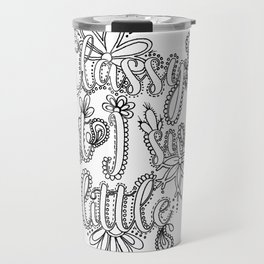 Classy But I Swear A Little Adult Coloring Design, Funny Coloring Design Travel Mug