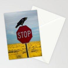 Enforcer Stationery Cards