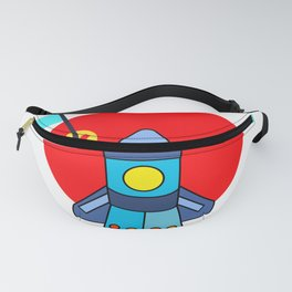 Mars Bound Fanny Pack