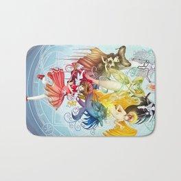 Card Captor Sakura Bath Mat