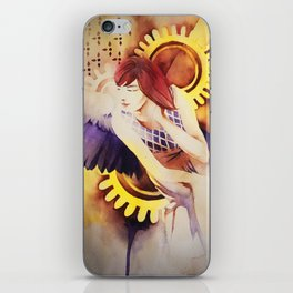 Denise iPhone Skin