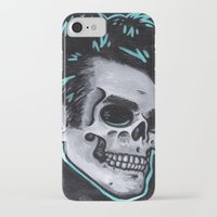 smiths iPhone & iPod Cases featuring Valuable Time,  Morressey, The Smiths by Paul Brogden