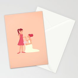 Be My Bridesmaid Stationery Cards