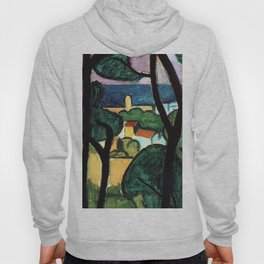 Henri Matisse View of Collioure II Hoody
