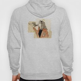 """""""just be yourself!"""" Hoody"""