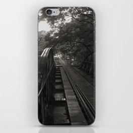 Bridge Over the River Kwai iPhone Skin