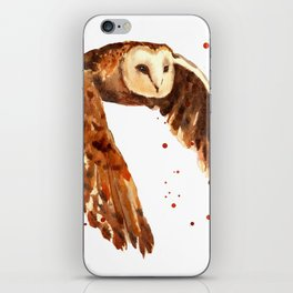 Journeying Home iPhone Skin