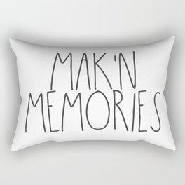 Mak'n Memories Rectangular Pillow
