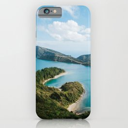 The Azores, Portugal iPhone Case