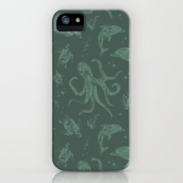 Shafted Sea iPhone Case