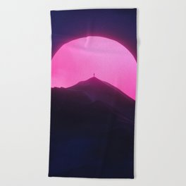 Without You (New Sun II) Beach Towel