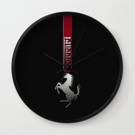 Ferari Wall Clock