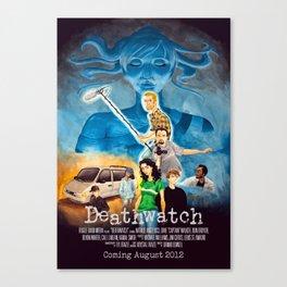 Deathwatch - credits ver. Canvas Print