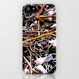 Salvagetion iPhone Case