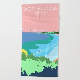 Woolacome Beach Towel