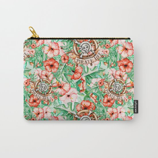 Pirate #2 Carry-All Pouch