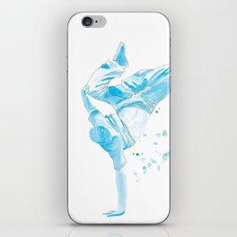 The Breakdancer iPhone Skin