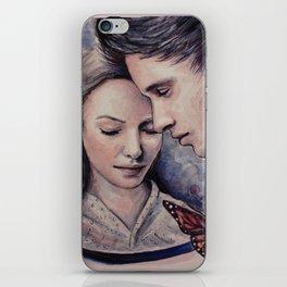 Marius Cosette iPhone Skin
