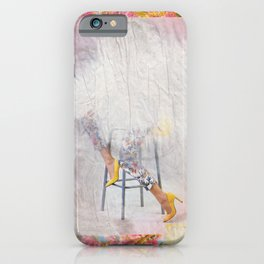 headless model No.03 iPhone Case