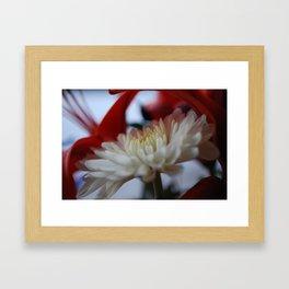 soft, soft, or cruel Framed Art Print