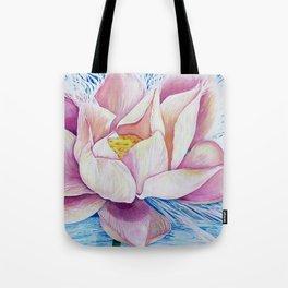 Lotus~Ono's Light Tote Bag