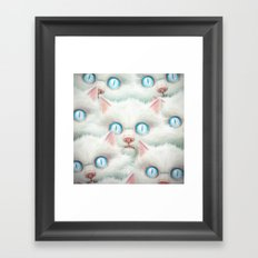 Kittehz I Framed Art Print