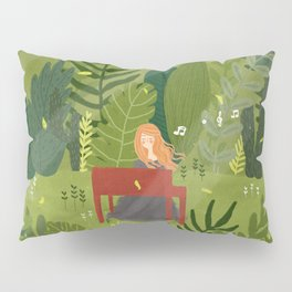 Melody and Forest Pillow Sham