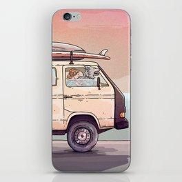 Van Life iPhone Skin