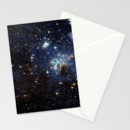 LH 95 in the Large Magellanic Cloud Stationery Cards