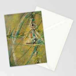 Ever Going Abstract Stationery Cards