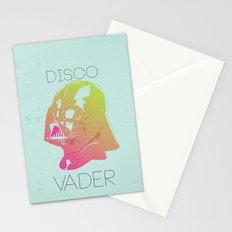 Disco Vader Stationery Cards