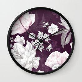 Blissfully Boho Wall Clock