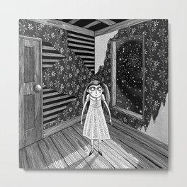 The Empty Room  Metal Print
