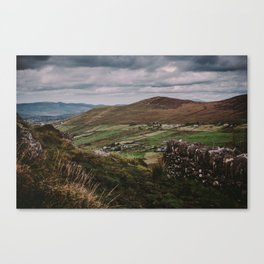 The Irish Countryside Canvas Print