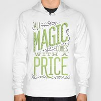 Hoodies featuring Magic by Dorothy Leigh