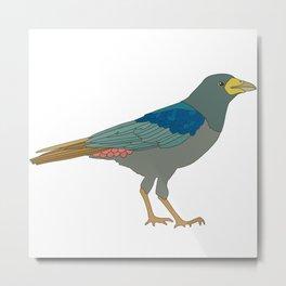 Its a bird Metal Print
