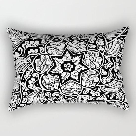 Ornament mandala Rectangular Pillow