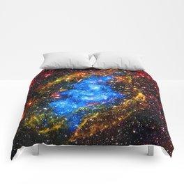 Chandra #1 Comforters