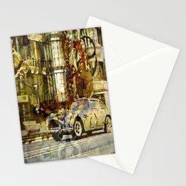 timeless car Stationery Cards