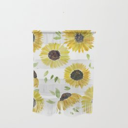 Sunflowers Wall Hanging