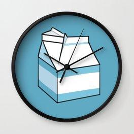 Carton  Wall Clock
