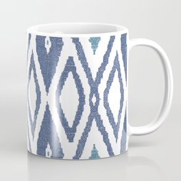 Ikat Coffee Mug