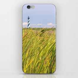 Lighthouse in the Distance iPhone Skin